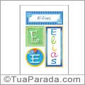 Nomes Elias para imprimir em cartazes