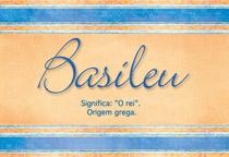 Nome Basileu