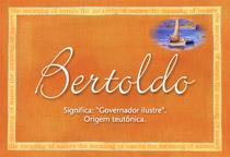 Nome Bertoldo