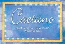 Nome Caetano