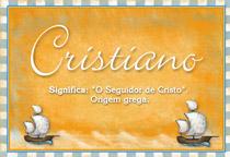Nome Cristiano