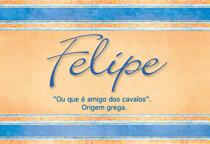 Nome Felipe