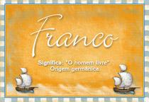 Nome Franco