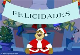 Llegó Papá Noel