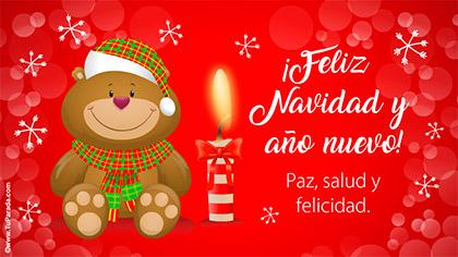 Descargar Felicitaciones De Navidad Y Ano Nuevo Gratis.Tarjetas De Navidad Envia Una Tarjeta Navidena Mas De