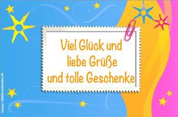 E-Card zum Hallo sagen