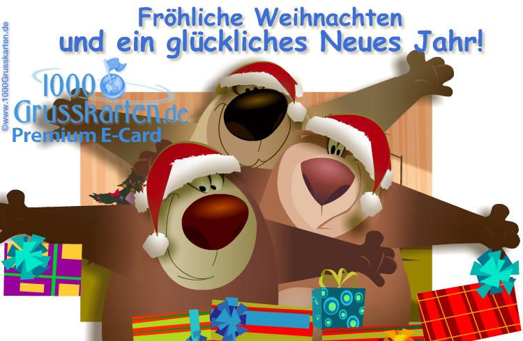 E-Card - Frohe Feste
