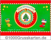 Weihnachten E-Card