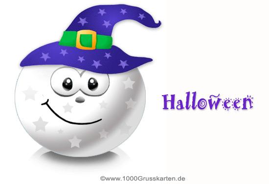 E-Card - Halloween