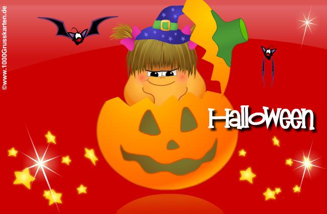 E-Card - Halloween E-Card
