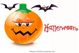 Halloween E-Card