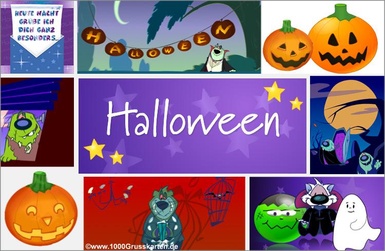 E-Card - Fröhliches Halloween!