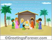 Nativity ecards ecard