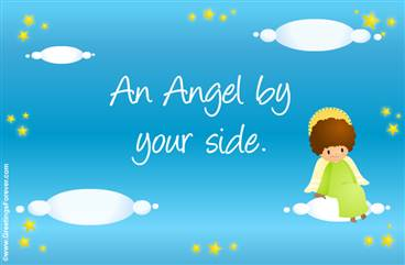 Angel's ecard