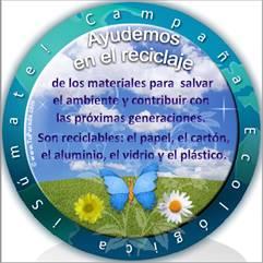 Tarjeta pro ecología