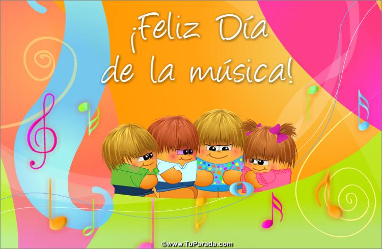 Ver fecha especial de Día Mundial de la Música