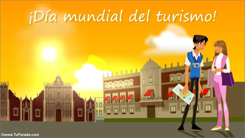 Ver fecha especial de Día mundial del turismo