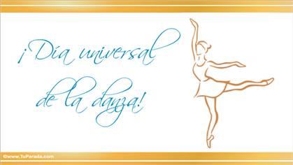 Día universal de la danza