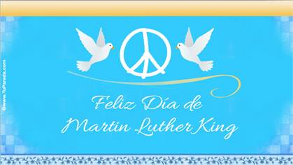 Día de Martin Luther King
