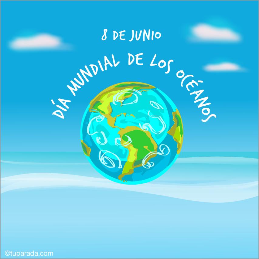 Ver fecha especial de Día Mundial de los Océanos