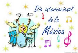 Día Internacional de la Música.