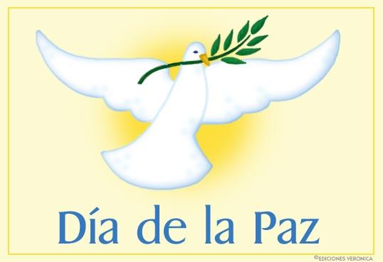 Tarjeta - Día de la Paz