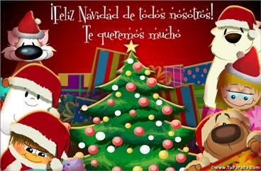 Felices Fiestas y los mejores deseos