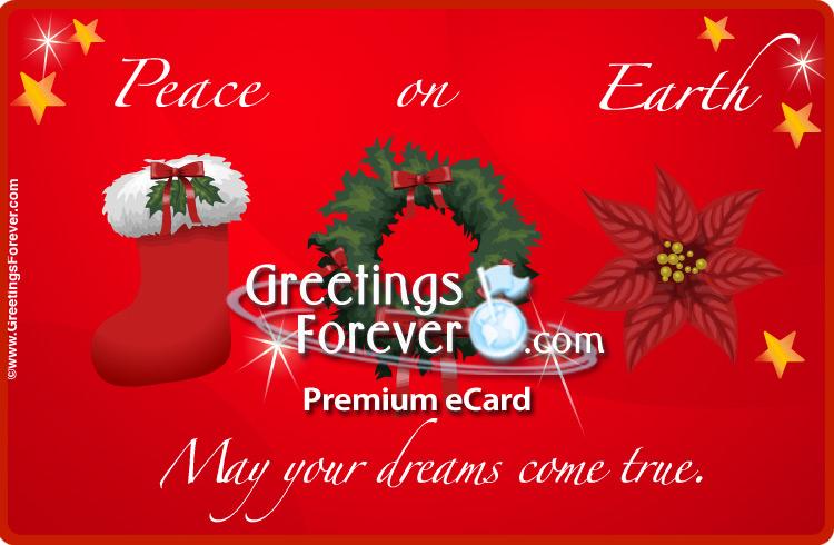 Ecard - Season's greeting card