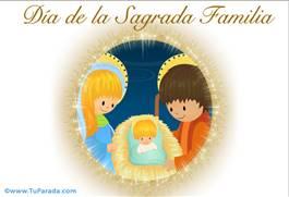 Día de la Sagrada familia