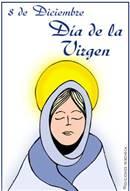 Día de la Vírgen, 8 de diciembre