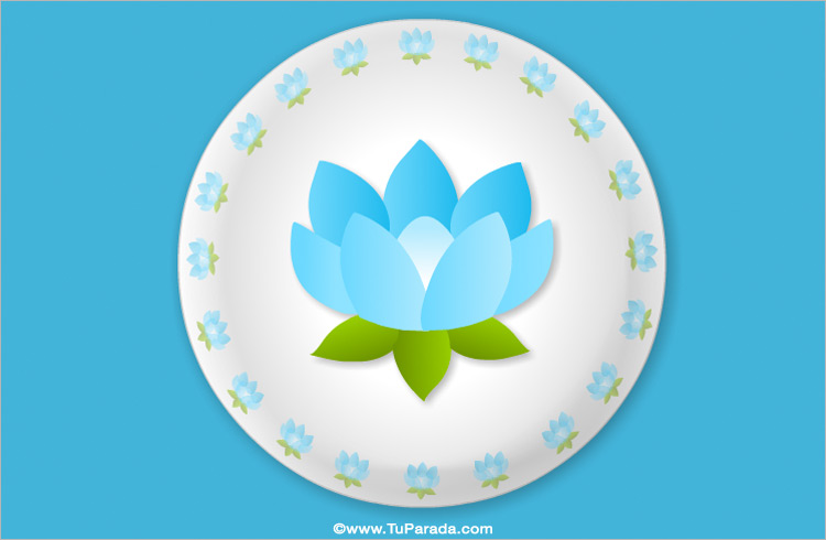 Tarjeta - Budismo