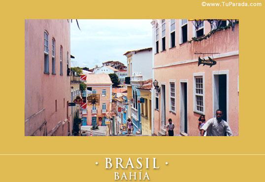 Bahía, Brasil