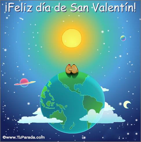 Feliz d a de san valent n san valent n tarjetas - Postales dia de san valentin ...