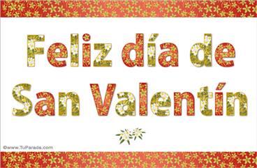 Saludo de San Valentín decorado