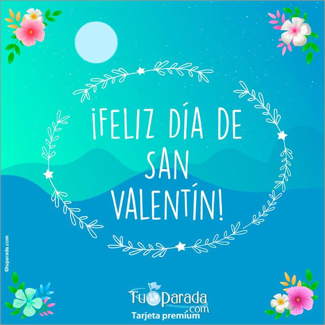 Tarjeta - Tarjeta especial de San Valentín