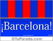 Tarjeta del Barcelona