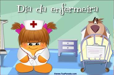 Dia da enfermeira