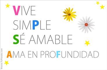 Vive simple