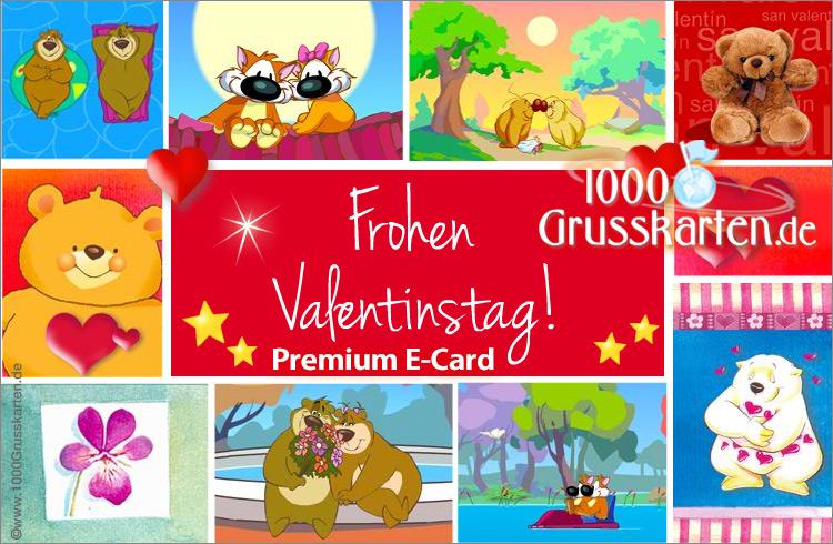 E-Card - Valentinstag