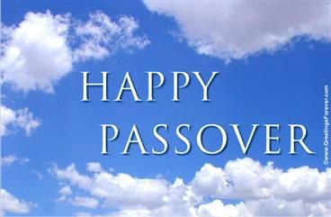 Happy Passover ecard