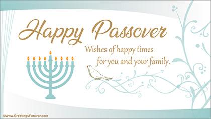 Ecards: Passover