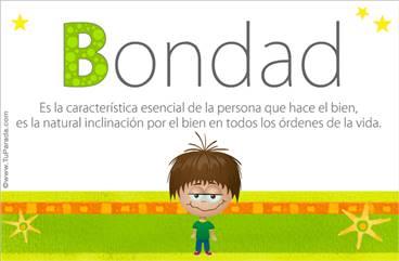 Bondad