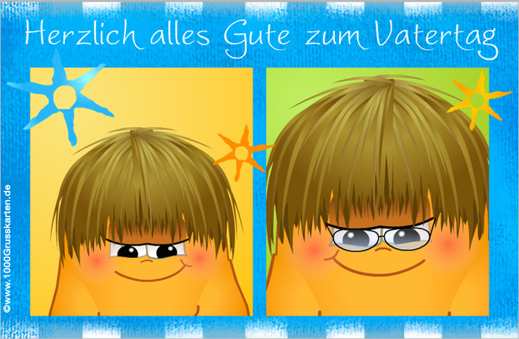 E-Card - Vatertag