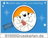 Vatertag E-Card