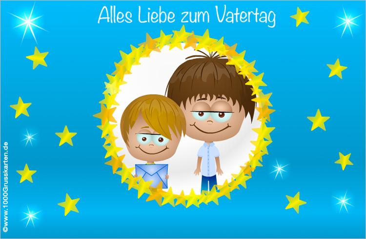 E-Card - E-Card zum Vatertag