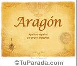 Origen y significado de Aragón