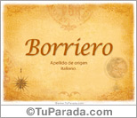 Borriero