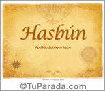 Hasbún