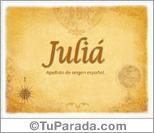 Juliá
