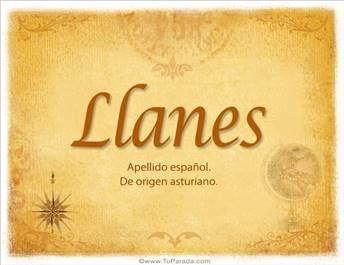 Origen y significado de Llanes